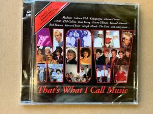 Now That's What I Call Music 1 One (CD, Jul-2018, 2 Discs) New & Sealed WC3
