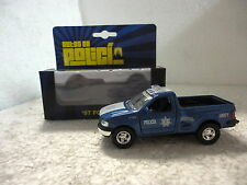 Autos de Policia,97 Ford F150,Mejico,Escala 1:36:38,Ed.Welly