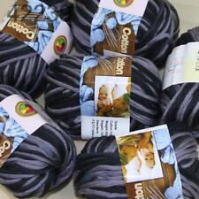 Sale New Yarn Soft Worsted Cotton Chunky Shawl Scarf Hand Knitting 6x50gr 239