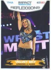 "VELVET SKY ""SILVER PARALLEL CARD #96  /40"" TNA REFLEXXIONS"