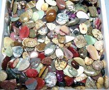 750Cts. 100% Natural Wholesale Lot Mix Cabochon Gemstone 2940