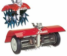 Mantis 7321 Power Tiller Aerator/Dethatcher Combo Attachment for Gardening