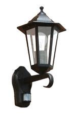 Victorian Wall Lantern Light Lamp With Pir Motion Intruder Security Sensor 240v