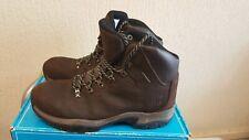 Hi Gear Brown Waterproof Boots Size UK 7