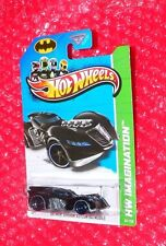 2013 Hot Wheels  Batman: Arkham Asylum Batmobile  #63 HW Imagination X1711-09A0N
