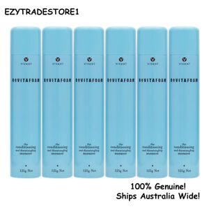 VIVANT REVITAFOAM 125ml THE CONDITIONING MOUSSE X 6 100% Genuine Product