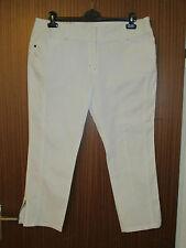 Zagora - Mega geniale 7/8-Jeans - Gr. 46 - weiß - NEU und ungetragen!!!
