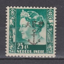 CELEBES 28a OVERPR ANCHOR 111z MLH JAPANESE OCCUPATION Japanse bezetting