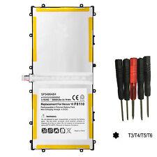 New Battery SP3496A8H for Samsung Google Nexus 10 Tablet GT-P8110 HA32ARB+Tool