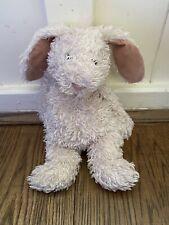 "JELLY CAT JELLYCAT 10"" BUNGLIE PINK BUNNY RABBIT COMFORTER BABY SOFT TOY-vgc"