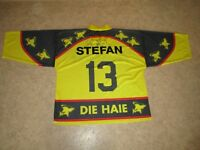 "Kölner Haie Original Eishockey Trikot 94/95 ""ProMarkt"" + Nr.13 Stefan Gr.XL TOP"
