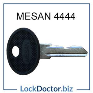 MESAN 4444 Key for MESAN CAMLOCKS - SAME DAY DISPATCH (** FREE 48HR TRACKED **)