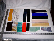 10 LBS. LARGER VINTAGE & CURRENT STAINED GLASS PIECES - GLASS ART; MOSAICS - KO3