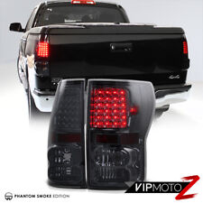 2007-2013 Toyota Tundra V8 L+R Smoke Tinted Led Tail Light SMD Bake Signal Lamps