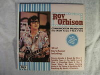 Communication Breakdown The MGM Years 1965-1970 by Roy Orbison (2 LPs, 1989)