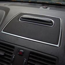 2pcs front panel central music speaker navigation monitor frame for Volvo XC90