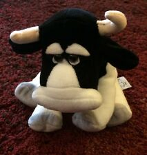 Russ Cow Plush Named Heffie 8""