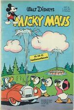 Micky Maus 1961/ 23 (Z2, Sm), Ehapa