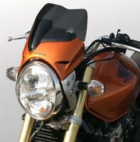 Cupolino Windscreen Windshield unghio Fumé scuro Honda Hornet 600 2005 2006