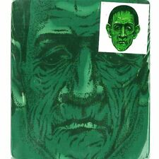 Overhead de malla de impresión Frankenstein Halloween Máscara facial completa