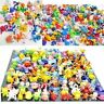 NEW 144 pcs/set Pikachu Pokemon Go Mini Action Figure Toy 1'' Pocket Monster