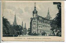 Frankierte Echtfotos aus Niedersachsen mit dem Thema Burg & Schloss