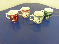 Teetassen Kaffeetasse Tee kaffee Tassen Motiv Hirsch Deco Tasse
