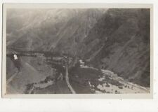 In The Peruvian Andes Vintage RP Postcard Peru 500a