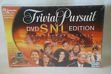 Trivial Pursuit SNL Edition DVD New sealed in box 30 seasons of SNL Trivia ADULT