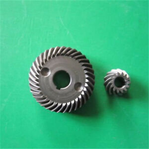 1 Lot Electric Grinder Spare Parts Black Metal Gear Wheel Set for Makita 9500
