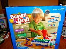 Design and Drill Activity Center Educational Insights Real Tool Action Complete