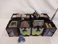 Batman Joker Tumbler Batmobile Transformer Batcave Playset by DC Comics RARE HTF