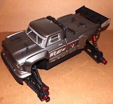 Arrma outcast 6S Blx 4WD 1/8 Rolling Chassis W Complete Drivetrain Suspension 21