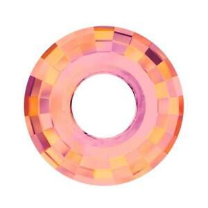 Disk pendant 6039 38mm crystal Swarovski®