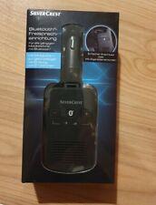 Silvercrest Bluetooth Freisprechanlage Freisprecheinrichtung so gut wie neu