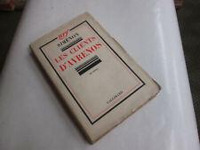 SIMENON ..   les clients  d'avrenos ..1935 ..NRF/GALLIMARD..