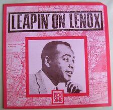 Leapin on Lenox LP Titus Turner~Big John Greer~Stick McGhee~Buddy Lucas~Blues