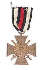 1921 German Commemorative Honour Cross - Navy Corps Flanders