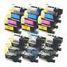 18+ LC103 *VERSION 3 CHIP* High Yield Ink Cartridge for BROTHER MFC-J875DW