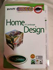 Home and Landscape Design Professional nexGen PC Software 2009 Brand New Sealed