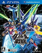 Used PS Vita Danball Senki (The Little Battlers) W Japan Import (Free Shipping)