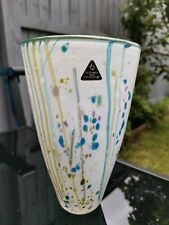Vase - Isle of Wight Studio Glass hand made in England