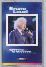 BRUNO LAUZI RACCOLTA DI SUCCESSI MC K7 MUSICASSETTA ORIZZONTE SIGILLATA!!!