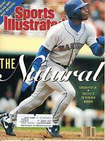 1990 (5/7) Sports Illustrated,Baseball magazine,Ken Griffey,Jr.,Seattle Mariners