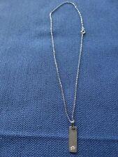 Necklace Diamond White Gold Vintage & Antique Jewellery