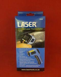 LASER - Infra-red Laser Thermometer - Digital - 6430 - BRAND NEW