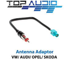 Antenna Adapter Aerial Adaptor plug lead cable connector wire loom