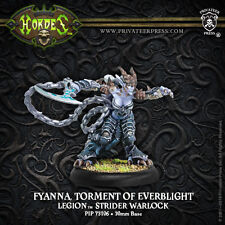 Hordes Legion of Everblight Fyanna, Torment of Everblight Warlock PIP73106 NEW