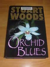 STUART WOODS - ORCHID BLUES