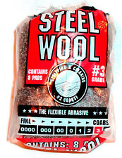 Steel Wool Grade  - # 3 Coarse